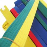 Judo gordel - Karate gordel twee kleurig