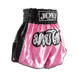 JOYA Kick-Boxing Short Pink/Black