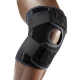 McDavid Knee Support/Adjustable/Cross Straps [4195]