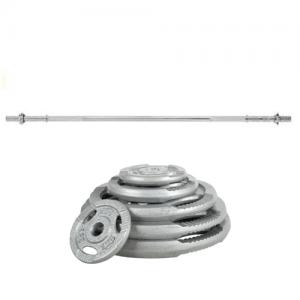 Voordeelset - Halterschijven - 104 kg