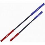Kwon - Stok met Foam Covering Rood / Blauw