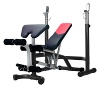 Halterbank - Drukbank 848 - Oversized weight bench