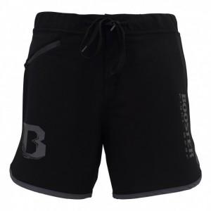 Booster- MMA shorts- krav maga- Zwart