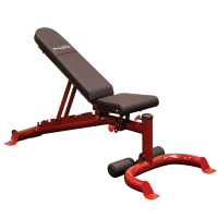 Halterbank - Body-Solid Flat Incline Decline Bench