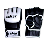 Shark MMA / Krav Maga Glove Pro White (leather)