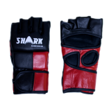 Shark MMA / Krav Maga Glove Advanced Red (leather)