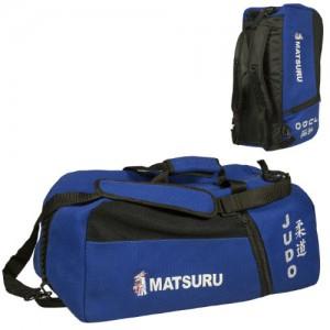 Matsuru judotas / judo bag blauw