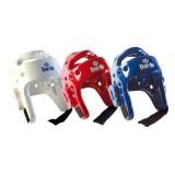 Daedo - bescherming - Hoofd  (Rood/Blauw/Wit) PR 2055