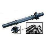 Dumbell / Halterstang 30 mm Schroefdraad - 35 cm