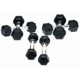 Hexa Dumbbells  - Hexa Halters - 1 kg tot 10 kg
