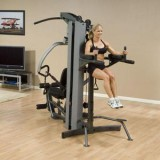 Body-Solid Fusion FKR Vertical Knee-Raise / Dip Station