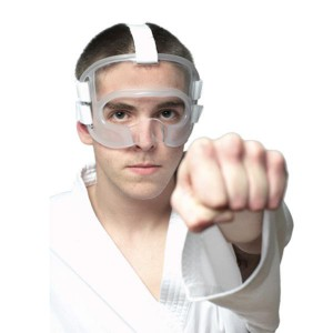 Face mask - Karate competition - W.K.F