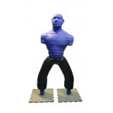 BOB-Staande bokszak - Boksdummy - Full body