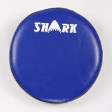 Taekwondo target  - trapkussen Rond Shark (zwart-blauw-rood)