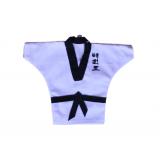 Taekwondopak / Dobok - Mini (sleutelhanger)