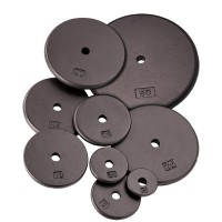 Halterschijven - Cast Iron Standard Weight Plates - 25mm