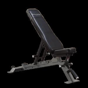 Halterbank - Pro Clubline Adjustable Bench SFID325