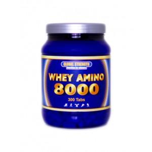 *Amino 8000 Whey - 300 Tabs