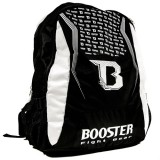 Booster- sportbag- black/white (BBP 2)