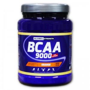 BCAA 9000 poeder (500 gram - met glutamine)