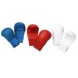 Karate Handbeschermers (Blauw,Rood,Wit)