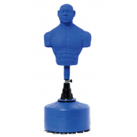 Boks dummy - bokspaal - Slam man - Blue Torso - Bob  staande bokszak
