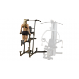 Body-Solid - Weight assisted Dip/Pull-up Station