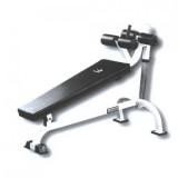 Buikspierbank - Sit up bank - Heavy Crunch Pro.