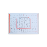 Judo Kaart / Poster (small)