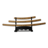 Training Katana / Zwaarden Set - Bamboo
