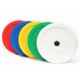 Olympische halterschijven - Bumper Plates