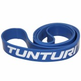 Elastiek - TUNTURI POWER BAND - WEERSTANDSBAND ZWAAR - BLAUW