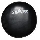 Taekwondo target  - trapkussen Rond Shark (zwart-rood)