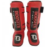 Booster – Scheenbeschermer- THAI STRIKER rood zwart