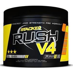 Pre Workout - Stacker Rush V4