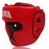 Joya Head Guard - Junior - Hoofdbeschermer - bokshelm (rood en zwart en blauw)
