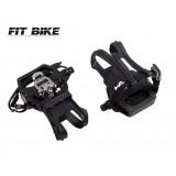 FitBike - SPD Combi Pedalen - geschikt voor magnetic bike pro en home
